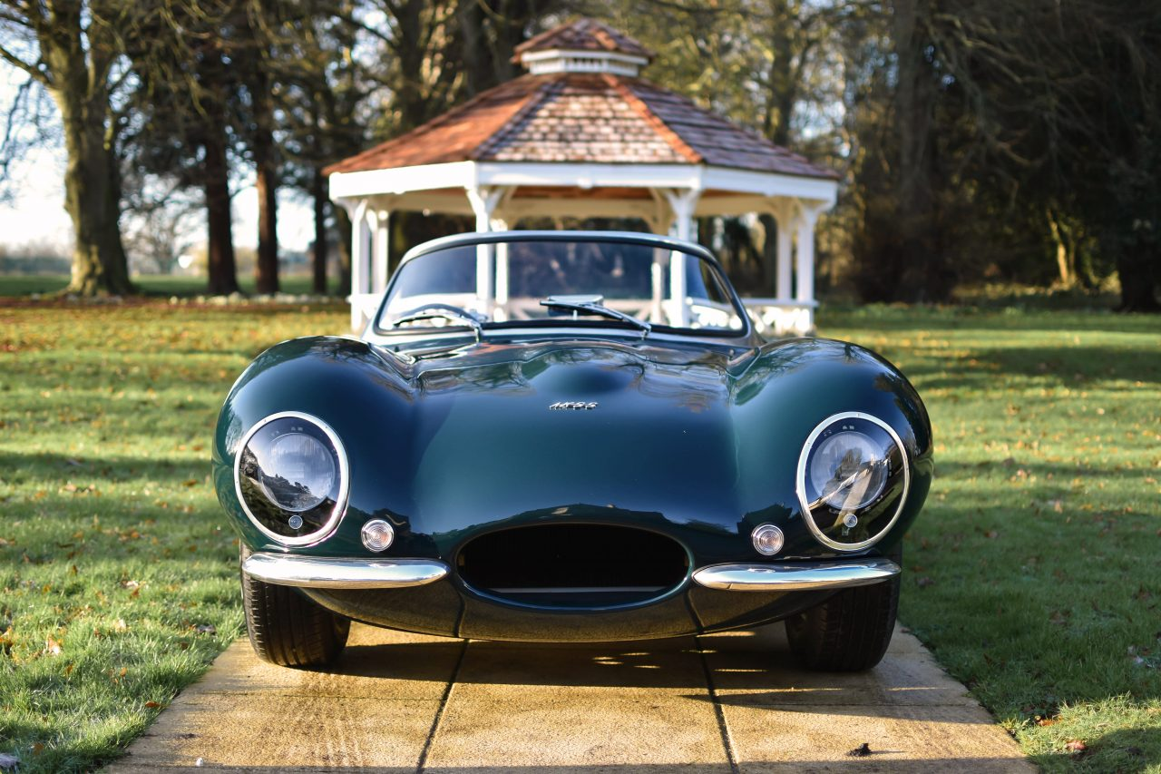 AKSS Car For Sale - Jaguar XKSS Replica