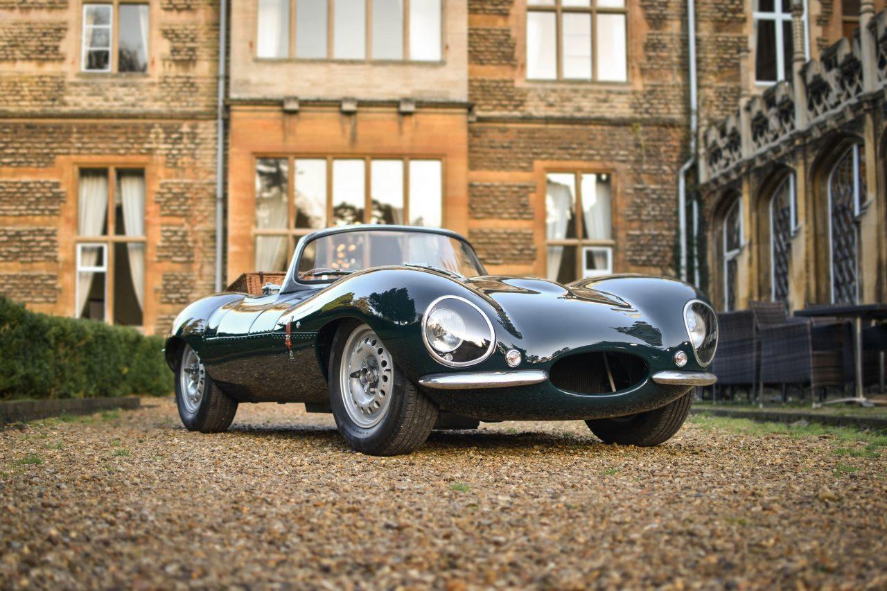AKSS Car For Sale - Jaguar XKSS Replica