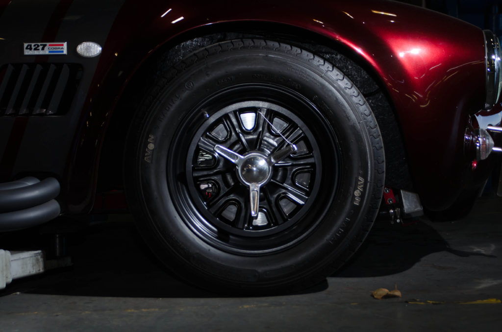 15 Inch Chb Black Centre And Rims Front