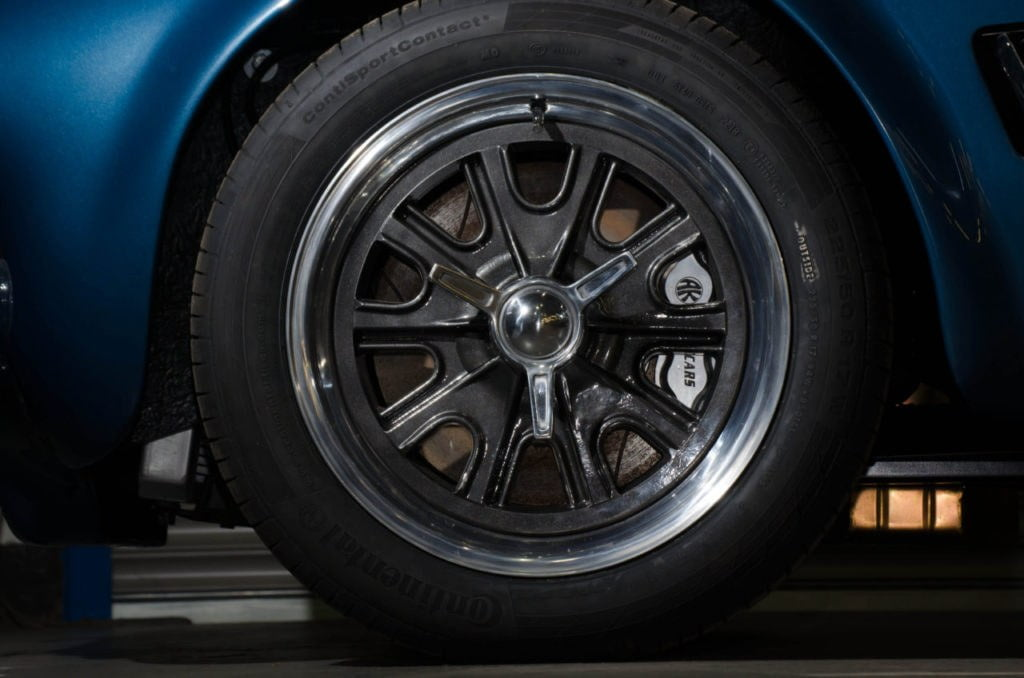 17 Inch Chb Anthracite Centre Front