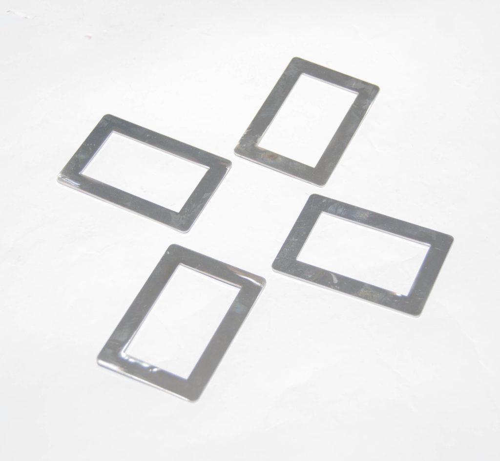 Door Escutcheon Plates Set Of 4