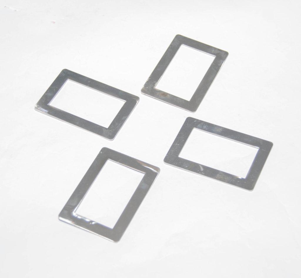 Door Escutcheon Plates Set Of 4