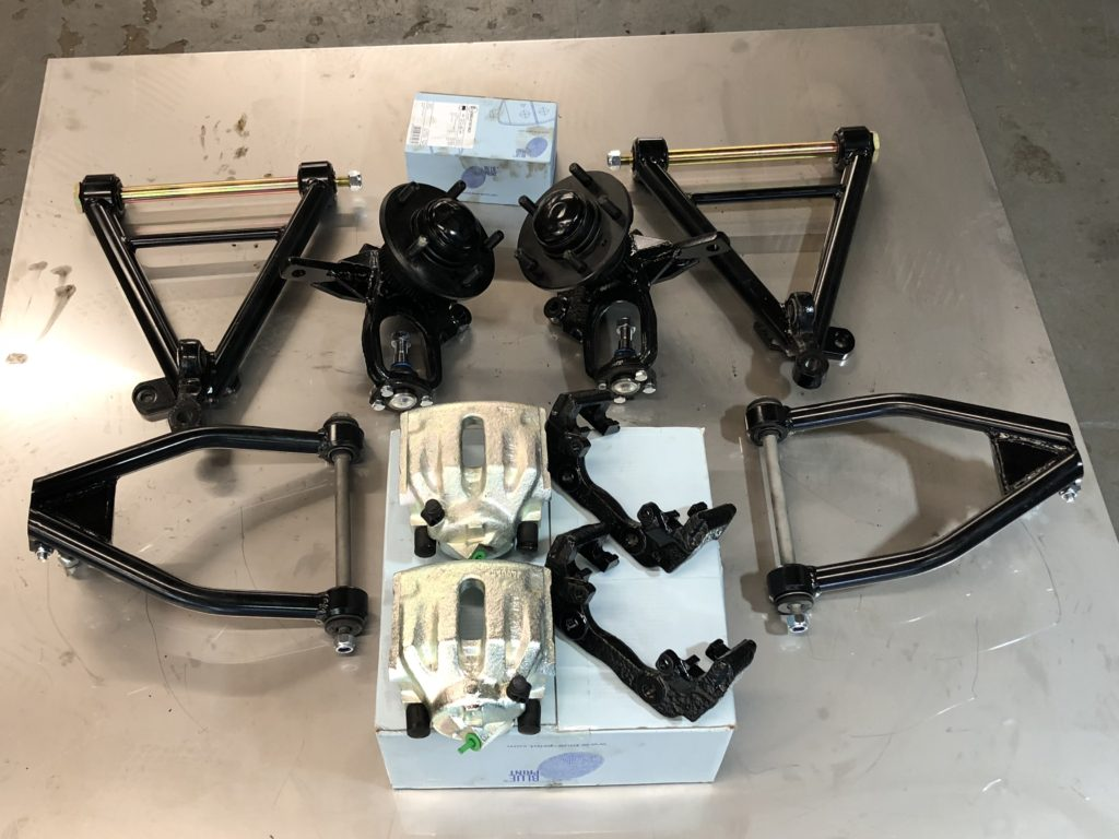 Xj40 Reconditioned Parts For Front End