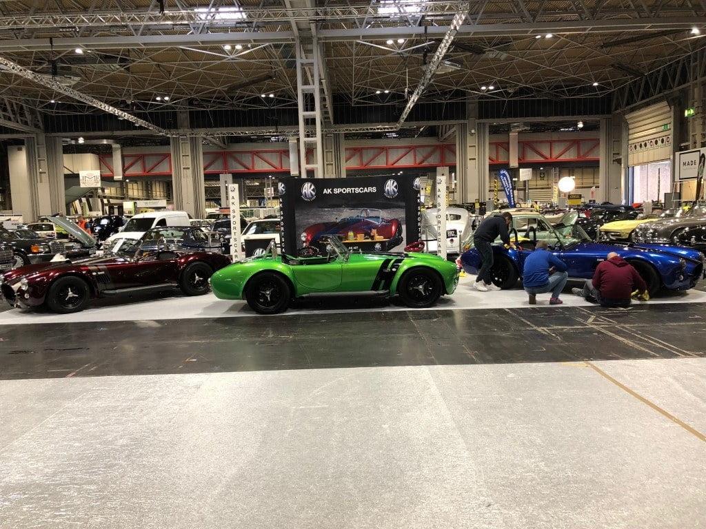 2018 Nec Classic Car Show Show (2)