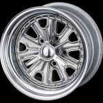 "Halibrand Replica Wheels and Tyres 18"" GTD 5's"