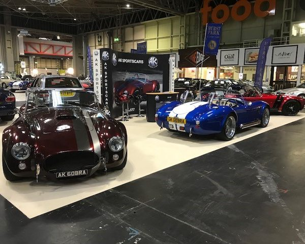 Lancaster Insurance Classic Motor Show 2018