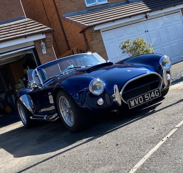 View Our Range Of Customers Cobra Replica Cars For Sale