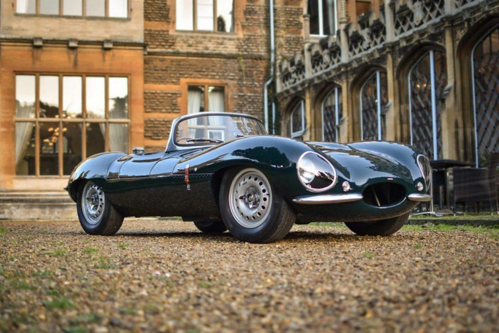 Ak Sportscars Ac Cobra And Jaguar Xkss Replicas