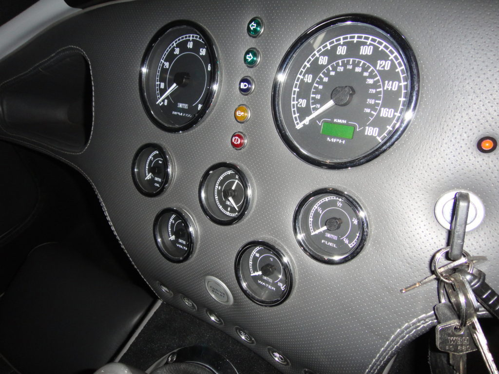 Flight Instruments for cobra kit car