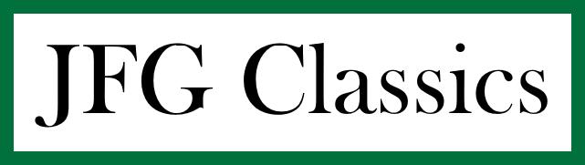 Jfg Classics Green