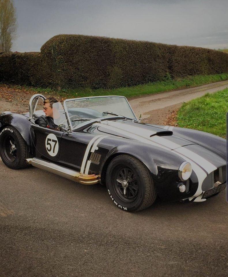 Mr John Newman Drives An Ak V8 Built By Absolute Horsepower