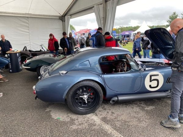 Silverstone Classic Show August 2021 (19)