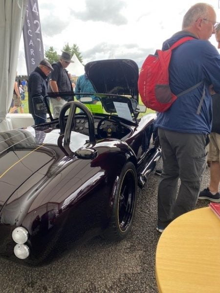 Silverstone Classic Show August 2021 (26)
