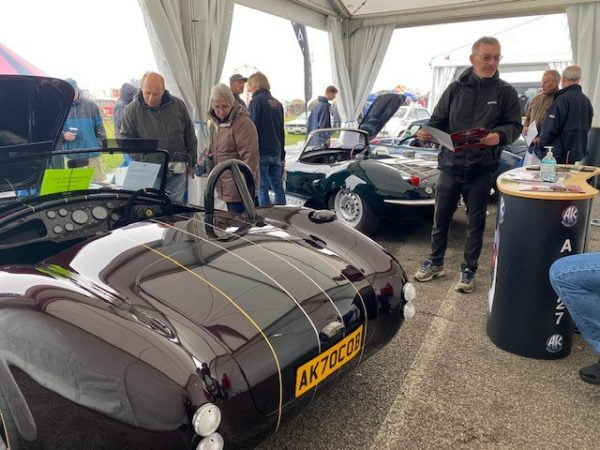 Silverstone Classic Show August 2021 (36)