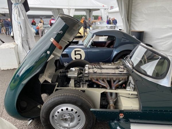 Silverstone Classic Show August 2021 (8)