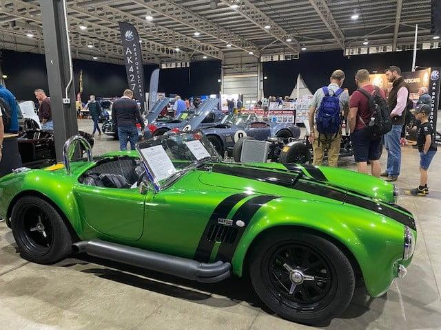 Stoneleigh Kit Car Show 2021