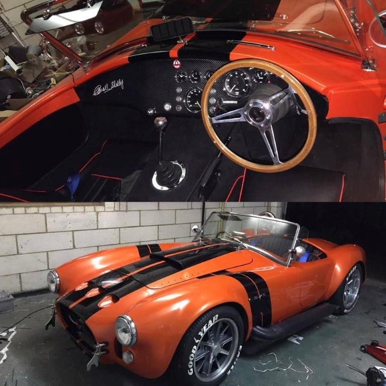 Ak Sports Cars Cobra Kits