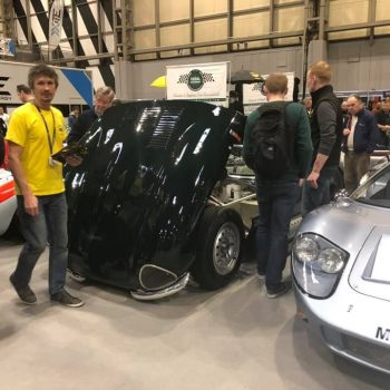 Autosport International Show Nec Birmingham (6)
