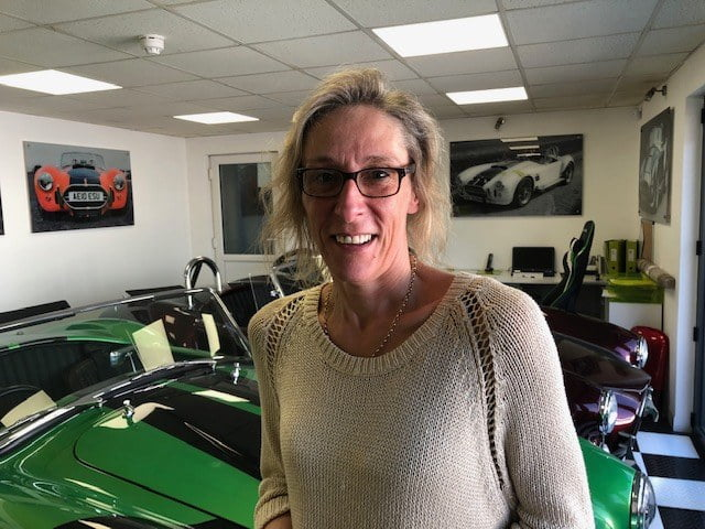 Carrie From Ak Sportscars
