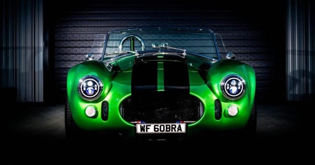 AK Sportscars | AC Cobra & Jaguar XKSS Replicas | The