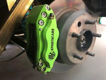 Cobra Kit Car Big Brake Upgrade (3)