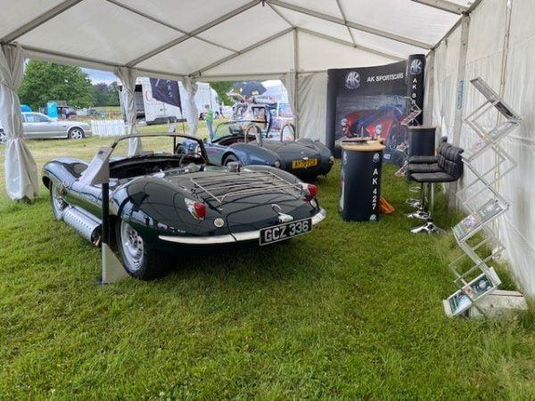 London Classic Car Show 2021 (10)