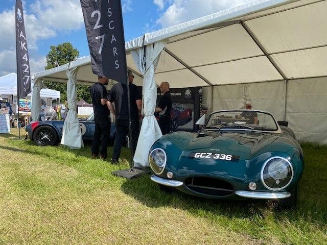 London Classic Car Show 2021 (17)