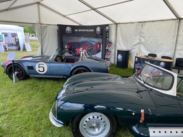 London Classic Car Show 2021 (8)