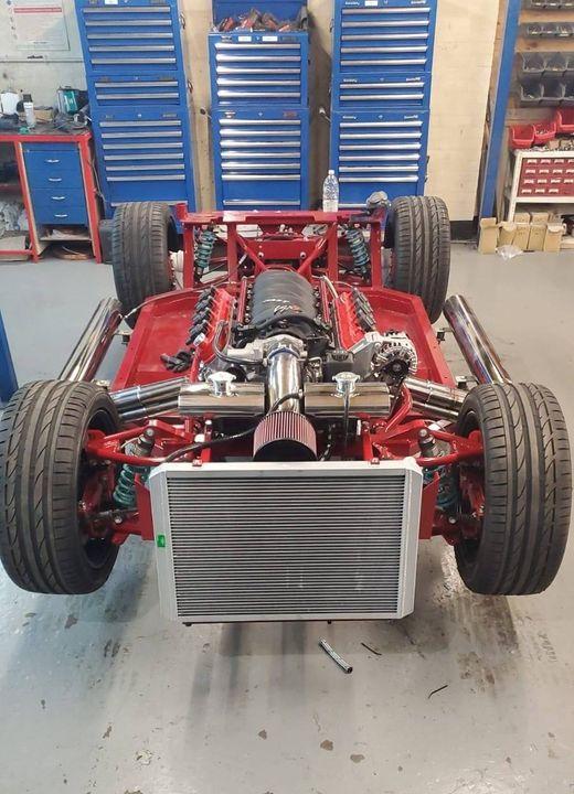New Kit Car Build Ak427