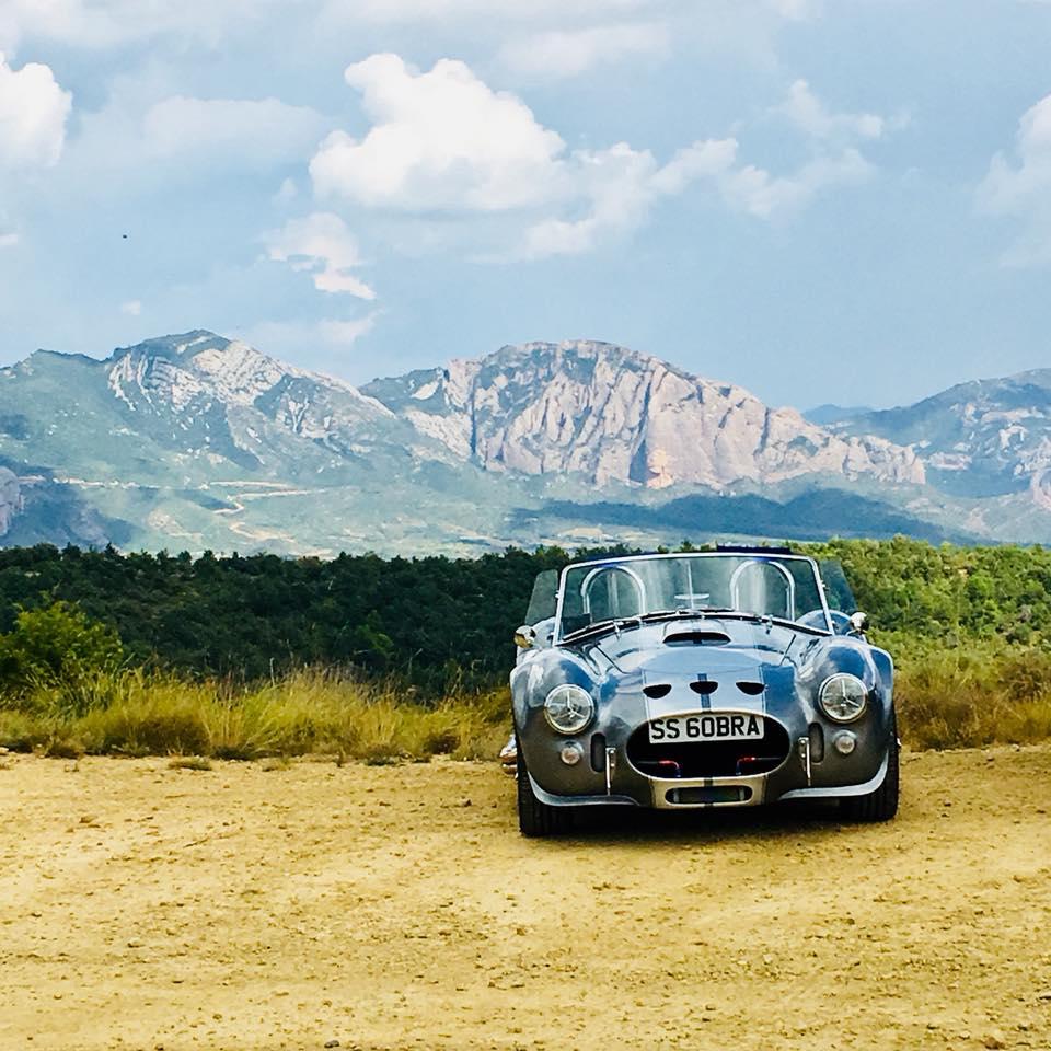 Simon Smiths Car With Mountains